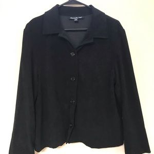 Briggs New York petite swing blazer